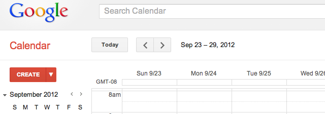 Sharing Your Calendar with Non-Daylite Users